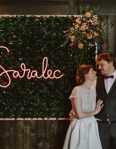 Sara & Alec